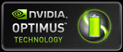 NVIDIA� Optimus� technology logo