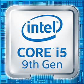 Intel Core i5 Badge