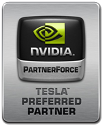 NVIDIA Tesla TTP Badge