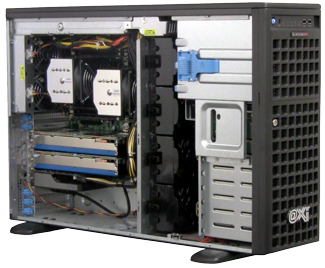 Xi Computer Corporation | Xi® NetRAIDer™ 64XE Network RAID Server